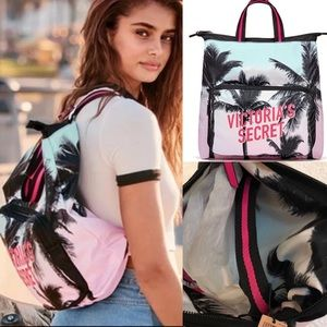 🆕VICTORIA'S SECRET🌴PACKABLE BACKPACK